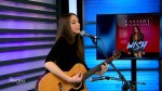 Cassidy Mackenzie performs her single, Wish